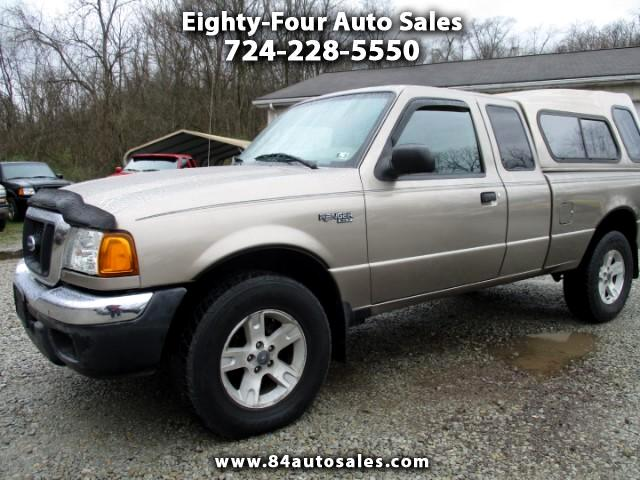 2003 Ford Ranger Edge SuperCab 4WD