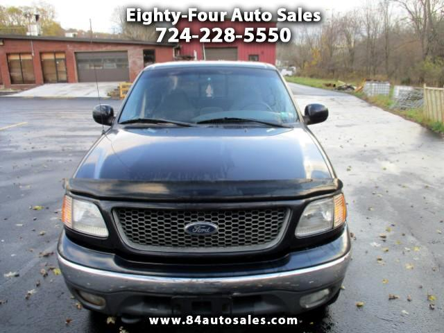 2001 Ford F-150 King Ranch SuperCrew 4WD