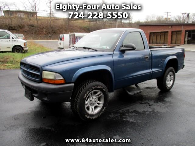 2003 Dodge Dakota 4WD