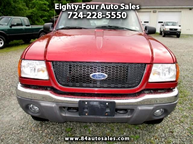 2002 Ford Ranger XLT SuperCab 4WD - 393A