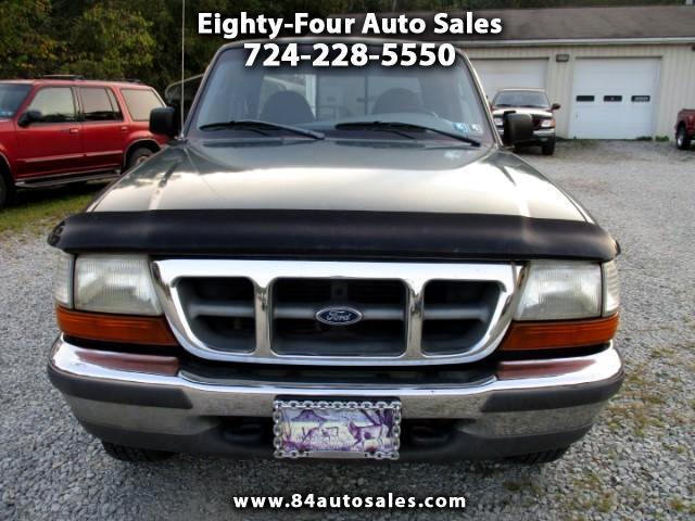 1998 Ford Ranger XL SuperCab 4WD