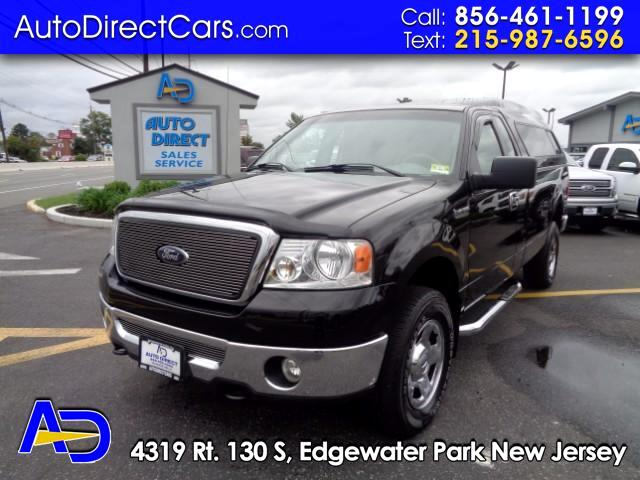 2007 Ford F-150 FX4