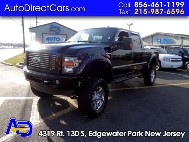 2009 Ford F-350 SD XLT CREW CAB LONG BED 4WD HARLEY DAVIDSON EDT