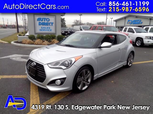 2015 Hyundai Veloster Turbo 6AT