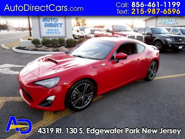 2013 Scion FR-S 6MT