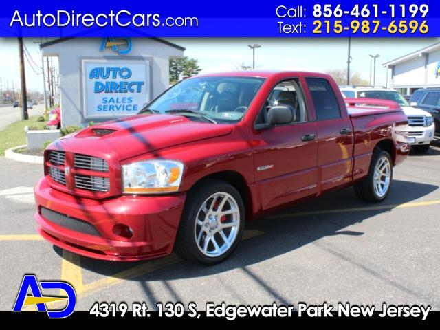 2006 Dodge Ram 1500 SRT-10 Quad  Cab