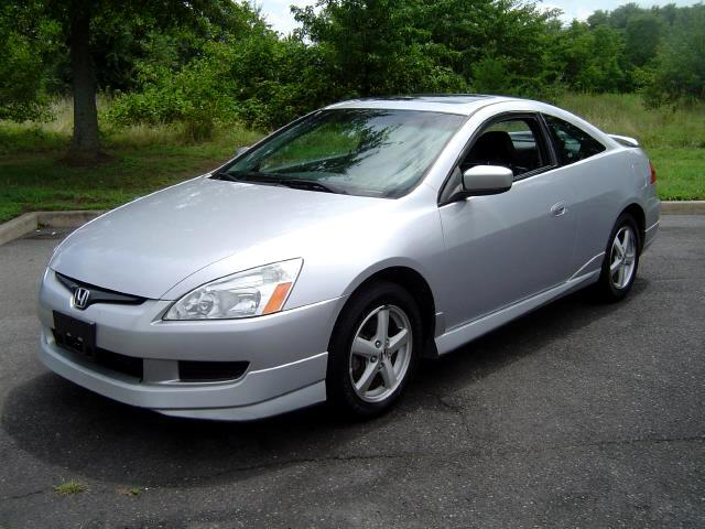 2004 Honda Accord EX Coupe AT with Leather and XM Radio