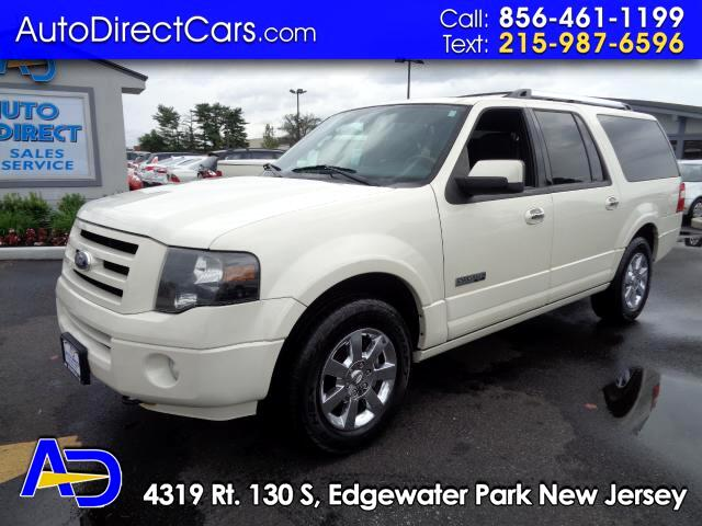 2008 Ford Expedition EL Limited 4WD