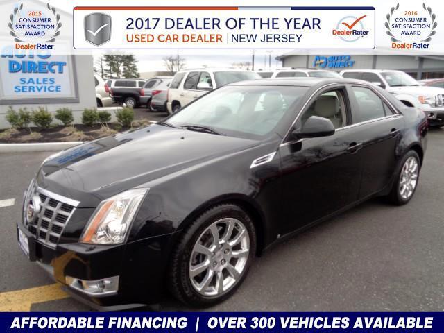 2008 Cadillac CTS CTS