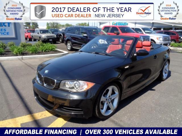 2009 BMW 1-Series 135 i Convertible Sport
