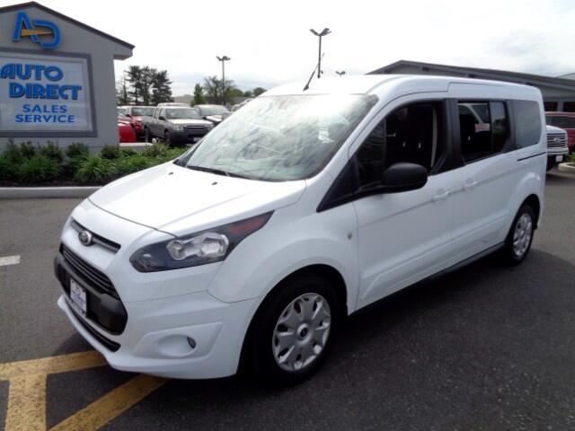2015 Ford Transit Connect Wagon XLT w/Rear Liftgate LWB