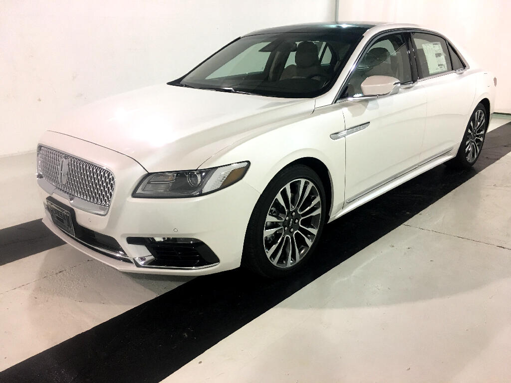 2018 Lincoln Continental Reserve