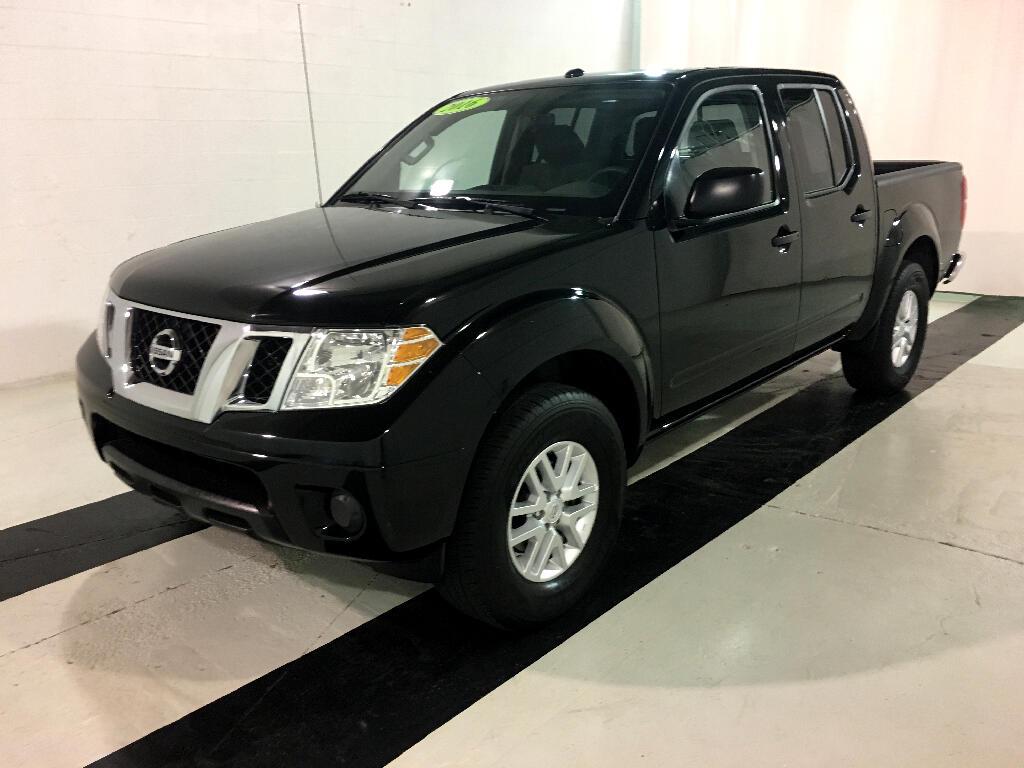 2016 Nissan Frontier 4WD Crew Cab SWB Auto SV
