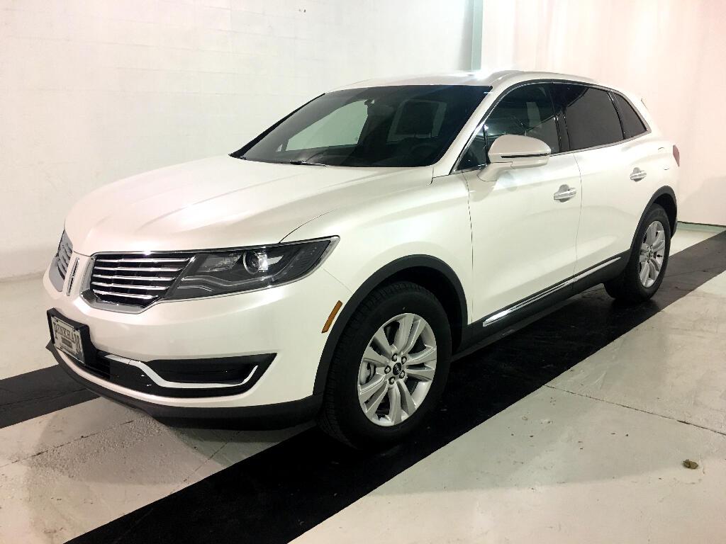 2018 Lincoln MKX Premier