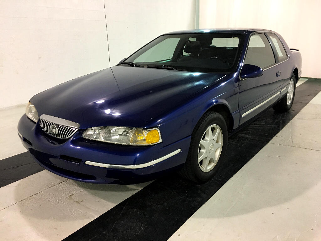 1997 Mercury Cougar XR-7