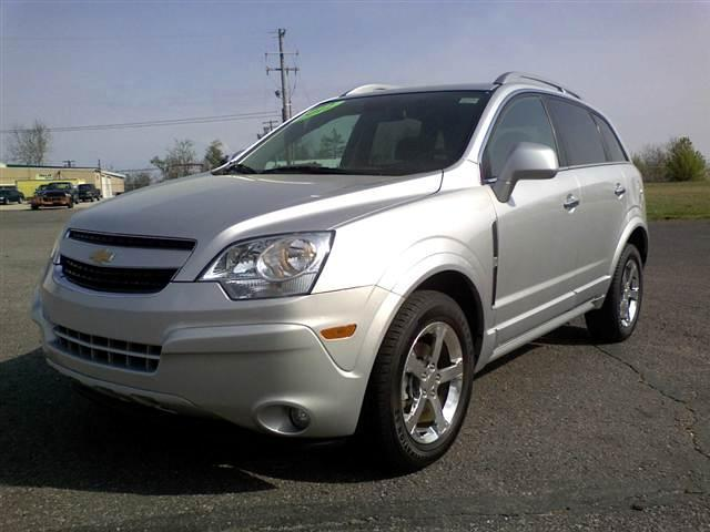 2012 Chevrolet Captiva Sport