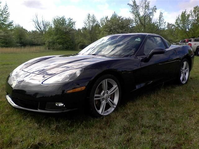 2010 Chevrolet Corvette