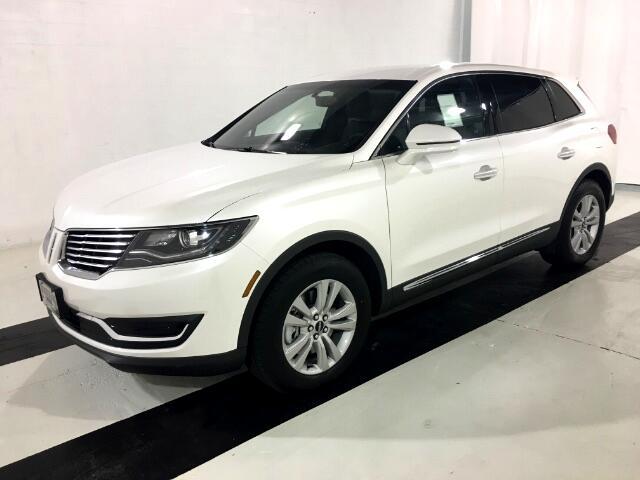 2016 Lincoln MKX Premier
