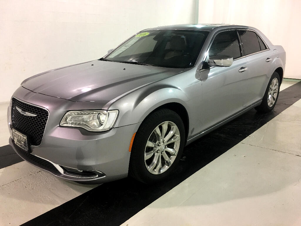 2016 Chrysler 300 C AWD