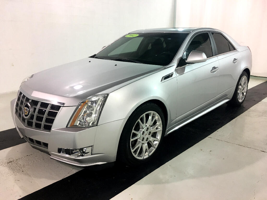 2012 Cadillac CTS Performance w/ Navi