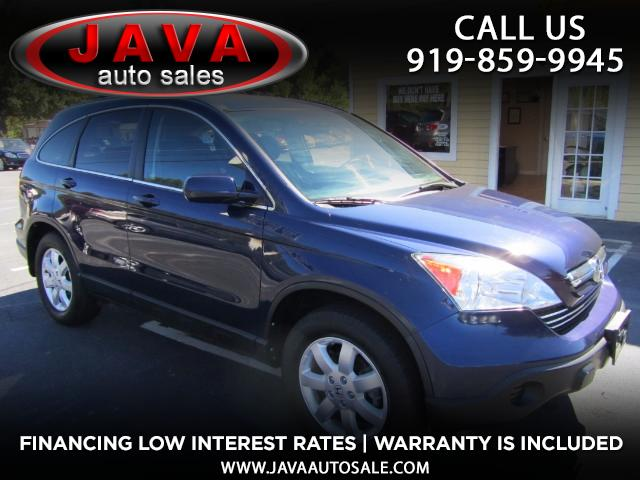 2007 Honda CR-V EX-L AWD with Navigation