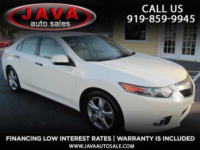 2011 Acura TSX w/ Tech Package