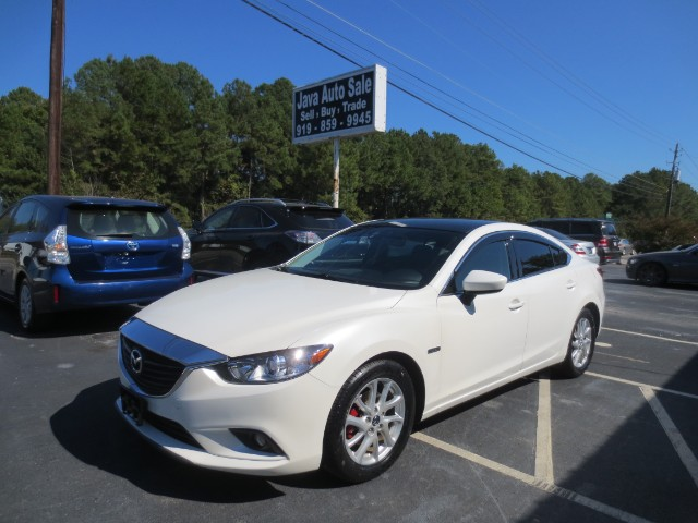 2014 Mazda MAZDA6 i Touring Plus MT