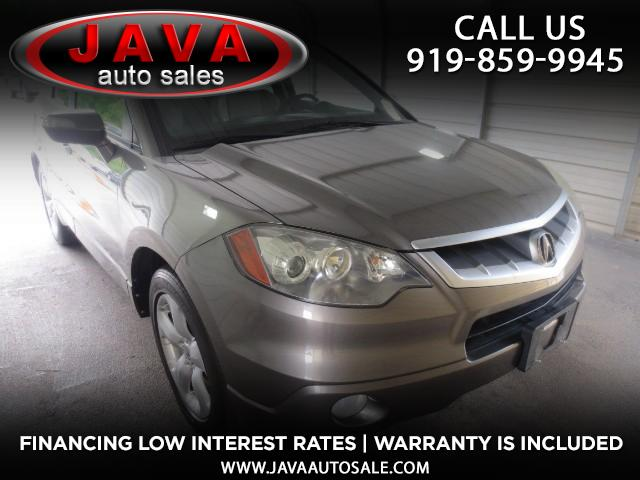 2008 Acura RDX AT SH-AWD with Tech Pack