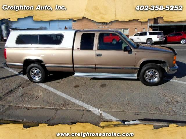 1997 GMC Sierra C/K 2500 Ext. Cab 8-ft. Bed 2WD