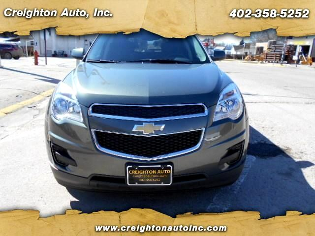 2012 Chevrolet EQUINOX LT Base