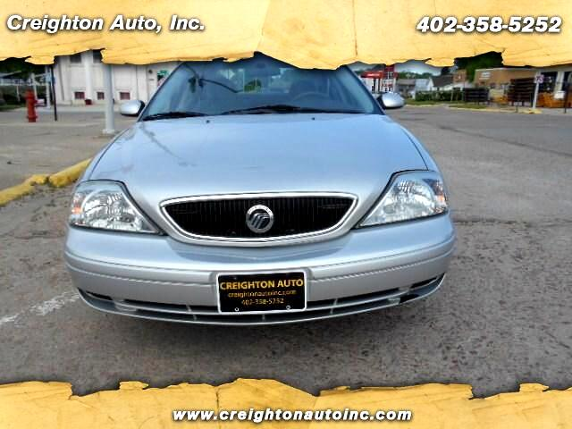 2002 Mercury Sable GS Plus