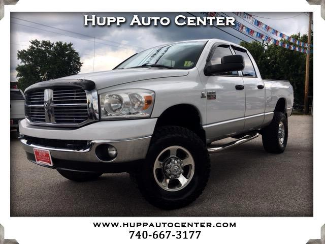 2008 Dodge 2500 HD QUAD CAB SLT 4WD