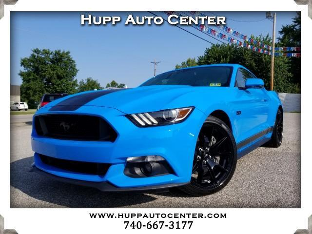 2017 Ford Mustang 2dr Cpe GT