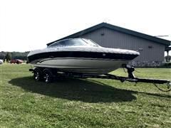 2002 Sea Ray 200 Sundeck