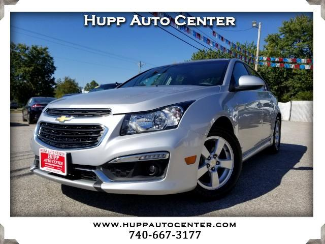 2016 Chevrolet Cruze Limited LT RS PACKAGE