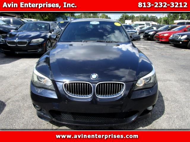 2008 BMW 5-Series