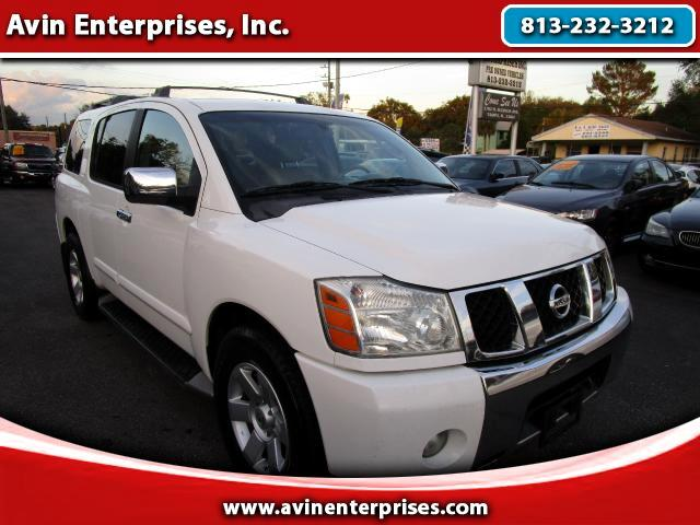 used 2004 nissan armada for sale in tampa fl 33604 avin. Black Bedroom Furniture Sets. Home Design Ideas