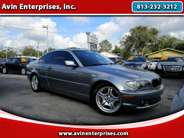 2006 BMW 3-Series 330Ci coupe