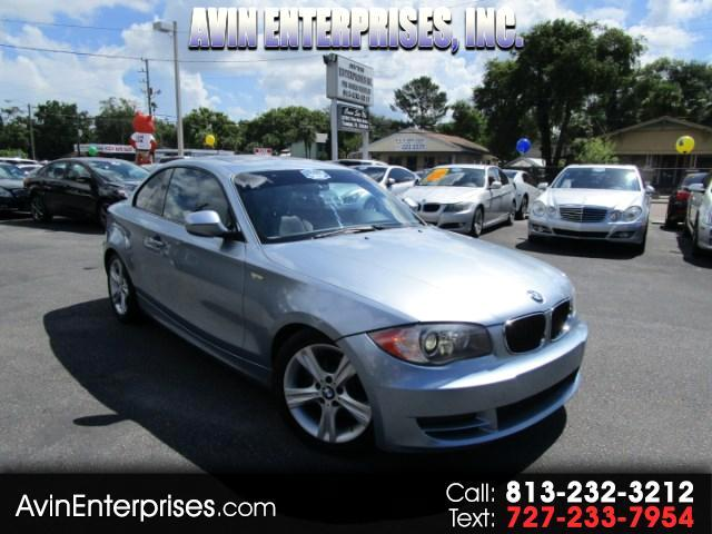 2010 BMW 1-Series 128i Coupe
