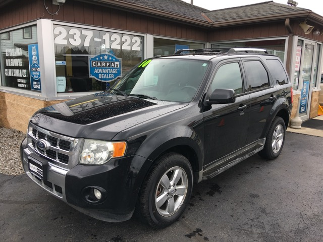 2010 Ford Escape FWD 4dr I4 Auto Limited