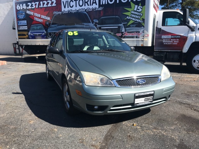2005 Ford Focus ZX5 SES