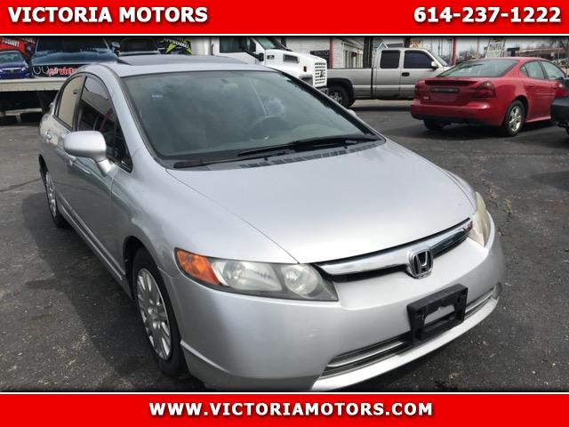 2006 Honda Civic EX Sedan 4-spd AT