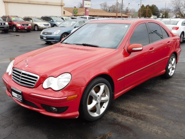 Used 2006 mercedes benz c class c230 sport sedan for sale for Mercedes benz 2006 c230 sport