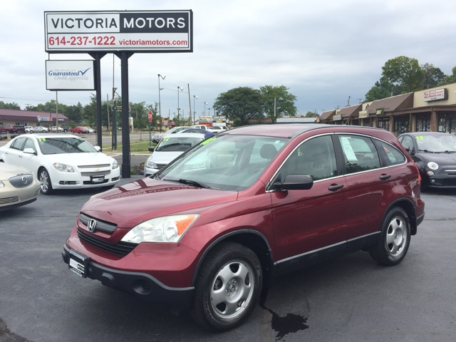 2008 Honda CR-V LX 4WD AT