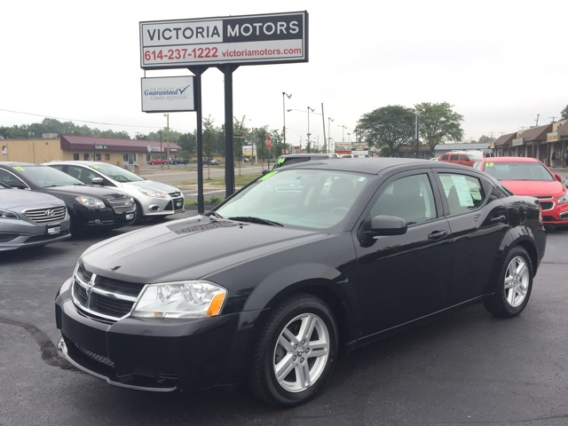 2010 Dodge Avenger Express