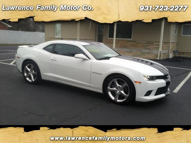 2015 Chevrolet Camaro 2SS Coupe