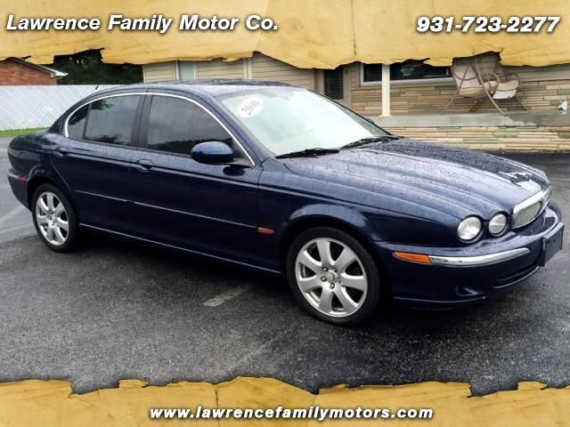 2006 Jaguar X-Type 3.0 Sedan