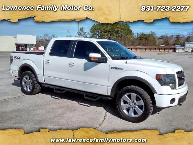 2013 Ford F-150 FX4 SuperCrew 4x4