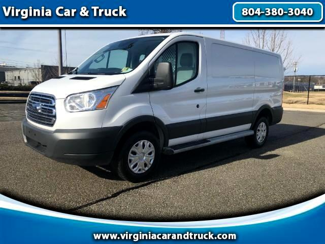 2016 Ford Transit 250 Van Low Roof 130-in WB Cargo Van