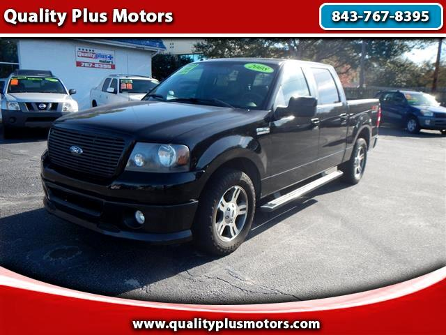 "2008 Ford F-150 2WD SuperCrew 145"" FX2 Sport"